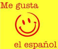 Me gusta el español