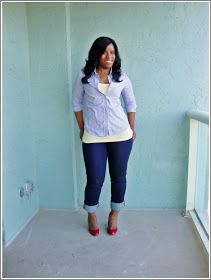 Curves and Confidence | A Miami Style Blogger: Casual and Cute