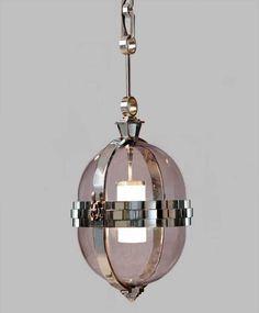 Grayfoy pendant designed by Steven Gambrel for Urban Electric Co.