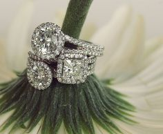However will you choose? Pick your preferred Forevermark Center of My Universe™ diamond halo engagement ring.