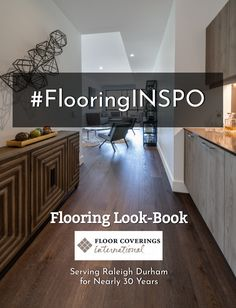 The Flooring Look Book, New for 2020!