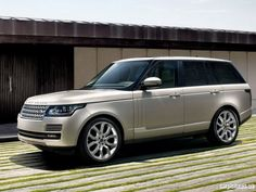 2013 Land Rover Range Rover...used to be a favorite of mine. No longer, but how can you go wrong? It will be a classic as its predecessors.