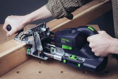 Festool Domino - a good article and well worth the read.