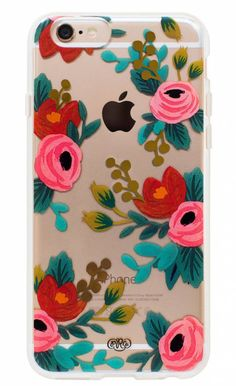 Spruce up your iPhone 6 with these beautiful new cases. www.mooreaseal.com