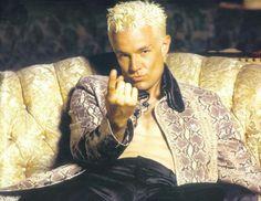 James Marsters as Spike - Buffy the Vampire Slayer