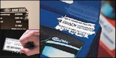 La etiqueta de SEGURIDAD Tamperproof es una de las soluciones más extendidas de GERMARK para aquellos productos que requieren una etiqueta de seguridad o de garantía permanente. Tamperproof  se rompe cuando se intenta retirar la etiqueta, evidenciando así las manipulaciones no autorizadas.