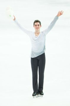 Joshua Farris - Four Continents Figure Skating Championships