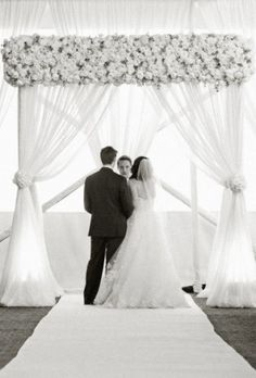 Photocall para unas fotos de matrimonios diferentes.