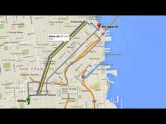 How to use the new Google Maps (playlist)