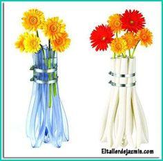 Ideas deco - Floreros originales