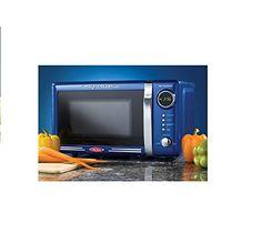 Nostalgia Electrics Limited Edition Blue Retro Series 0.7-cu Ft. 700w Microwave Oven Nostalgia Electric http://www.amazon.com/dp/B00MF0HSHG/ref=cm_sw_r_pi_dp_hWVyub1JD4V6V