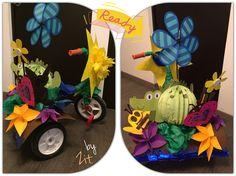 Triciclo de pascua y primavera  Easter  Spring
