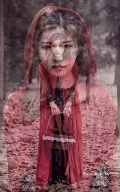 Raindrops and Roses Narrative Photography, Fantasy Photography, Photography Courses, Concept Photography, Mabon, Art Magique, Red Ridding Hood, Raindrops And Roses, Red Cottage