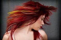 Hair Extensions Volume 3: Clip-ins Studio86Salon #haircare