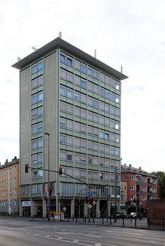 Johannes Kran - Wohnhaus Fahrgasse