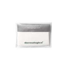 dermalogica the sponge cloth super gentle cloth  Super-soft cleansing cloth helps efficiently remove Dermalogica Cleansers and Masques. Ideal for use on babies and during travel, dampen The Sponge Cloth to remove make-up and debris without irritating skin