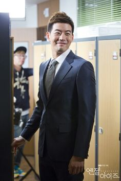 SBS Angel Eyes - Lee Sang Yoon BTS
