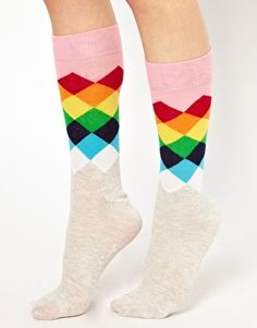 Cute socks... cuz I don't like to wear socks unless I really have to.. so I'm glad there are cute ones!