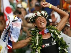chrissie wellington. 4 x ironman world champ. to finish an ironman would be a great achievement but to be the best in the world.. the dedication, courage & determination this woman has is unimaginable