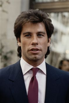 John Travolta - when he was young and cute.