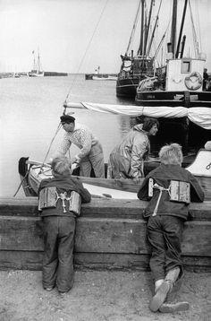 Henri Cartier-Bresson DENMARK. 1953.