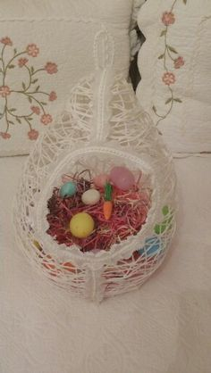 Easter basket for goodies