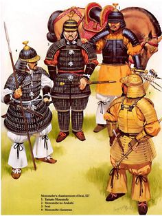 Early Samurai 537