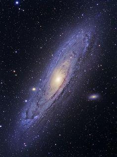M31 LRGB V1 | by astrochuck