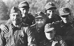 https://flic.kr/p/fHZZ8A | Waffen-SS lettons | Unité inconnue.  15. Waffen-Grenadier-Division der SS (lettische Nr. 1) ou Waffen-Grenadierdivision der SS (lettische Nr. 2)