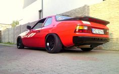 1986 - Porsche 924s - my way to outlaw | Retro Rides