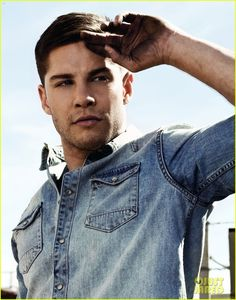 Dean Geyer and that voice of his.