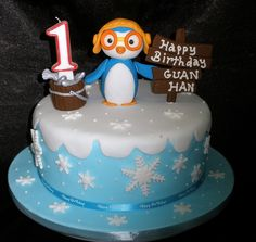 Pororo Guan Han by specialcakes/tracey, via Flickr
