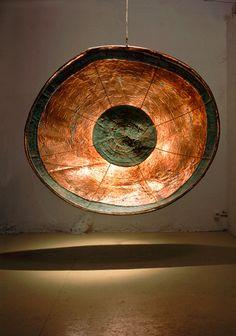 Raquel Cohen Esculturas Ceiling Lights, Lighting, Pendant, Home Decor, Sun, Lights, Sculptures, Light Fixtures, Ceiling Lamps