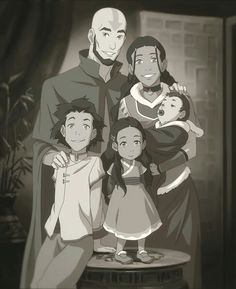 Dear Aang, Thank You for the Adventure You Made of My Life,  I Love You Forever With love Katara. /  Querido Aang , Obrigada pela Aventura Que Você Fez da Minha Vida , Eu te Amo Pra Sempre  Com Amor  Katara .
