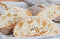 Шаг 17. Угощайтесь, друзья, итальянским хлебом чиабатта! А еще попробуйте приготовить [чиабатту с вялеными помидорами](/recipe/chiabatta-s-vyalenymi-pomidorami) - получается ну очень вкусно