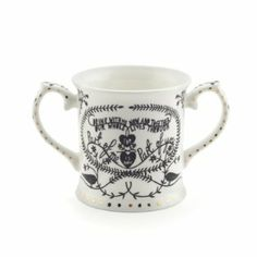 Loving Cup by Rob Ryan for the V&A