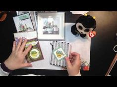 I'm loving this subscription box! Thx for watching! Stampin Up Paper Pumpkin, Stampin Up Cards, Fun Projects, February, Alternative, Card Making, Pumpkin Ideas, Kit, Make It Yourself