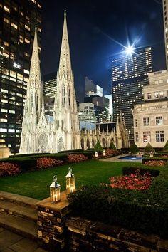 new york city by mysticdragon
