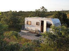 Aluga-se caravana no Alentejo - Pomarinho