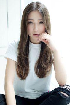 ヘアカタログ Hair Beauty, Hairstyles, Asian, Long Hair Styles, Lady, Girls, Beautiful, Hair, Haircuts