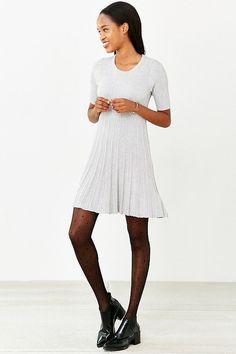 cbd2777d61b8e Cooperative Urban Outfitters women's Grace Swingy Sweater Dress Size S Gray  1003 #fashion #clothing