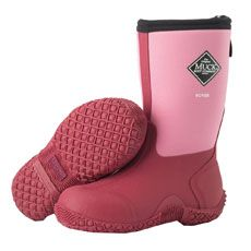 Kids Rugged Muck Boot in Red | Muck Kids | Pinterest | Kid, Boots ...