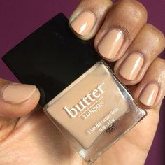 Butter London Trallop (Spring 2014 Boho Rock collection)