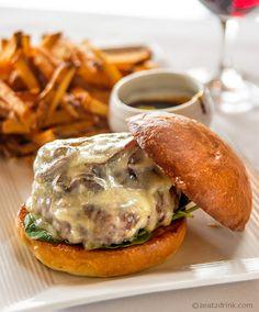 Behold…the Mirbeau Hamburger.