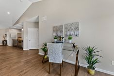 This new construction ranch-style home in Columbia, IL is perfect for young couples or empty-nesters. Home Staging Companies, Young Couples, Ranch Style, New Construction, Empty, Columbia, Room, Furniture, Home Decor