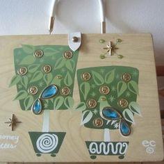 Enid Collins Money Trees