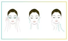 A DIY Facial Massage For Radiant, Glowing Skin. This massage could be done with our Untainted Youth Renew Moisturizer.