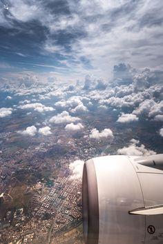 Roma in Roma, Lazio Airplane View, Shots, Rome