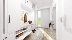 Dobryinterier.sk Foyer, Entryway, Furniture, Home Decor, Entrance, Homemade Home Decor, Door Entry, Home Furnishings, Interior Design