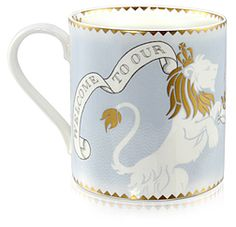 Baby Prince George - Baby Prince George Mug